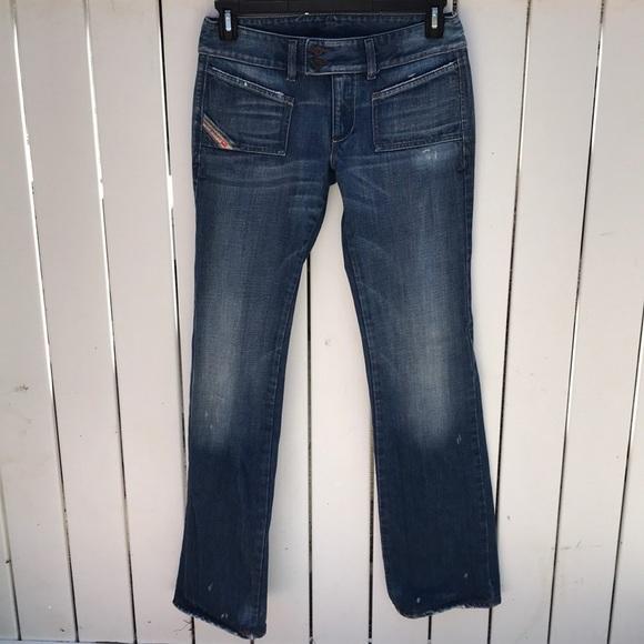 4a6c6f11 Diesel Denim - Diesel Industry Hush DS Jeans
